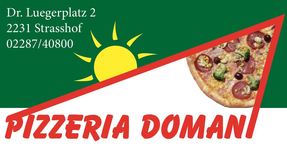 Pizzeria Domani Logo