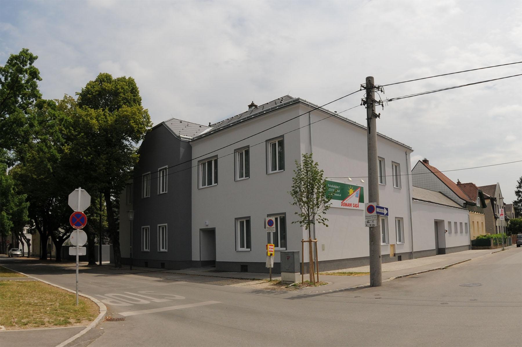 Domani Casa - Außenansicht