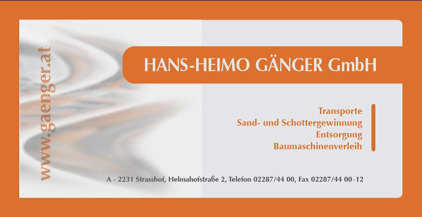Hans-Heimo-Gänger GmbH